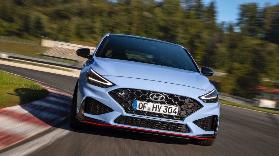 New Hyundai i30 N will feature new design and dual-clutch transmission