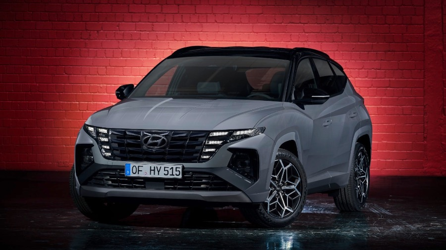 Hyundai Motor teases distinctive design of all-new crossover SUV Bayon