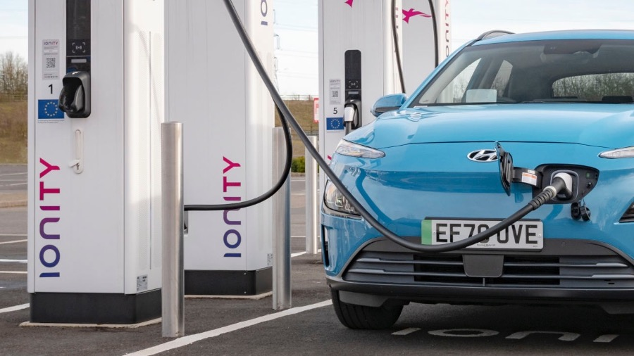 KIA LAUNCHES 'KIACHARGE' IN THE UK - ONE ACCOUNT, 13,900 CHARGING POINTS