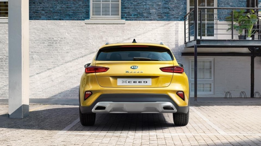 ALL-NEW KIA XCEED CROSSOVER TO OFFER A STYLISH, EXPRESSIVE ALTERNATIVE TO TRADITIONAL SUVS