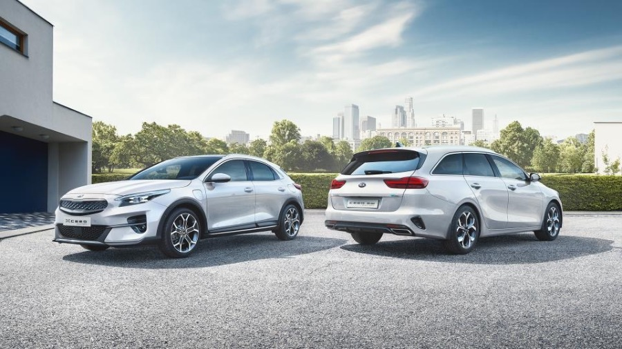 KIA CHARGES FORWARD WITH ELECTRIC MODELS IN 2020